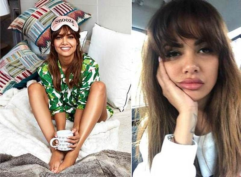 When sexy Esha Gupta responded to lip job rumours with a kiss