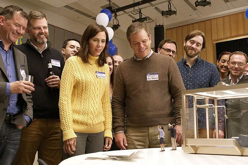 Downsizing: Review, Cast, Story and Director
