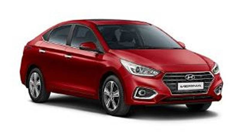 New Hyundai Verna 1.4L Petrol Price in India starts from 7.29 lakh; to make its India debut tomorrow
