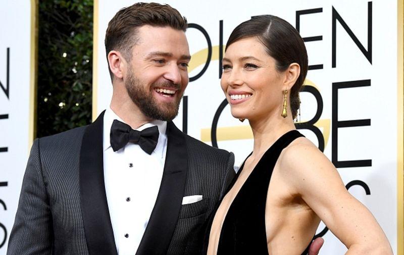 Hubby Justin Timberlake is wife Jessica Biel's biggest fan