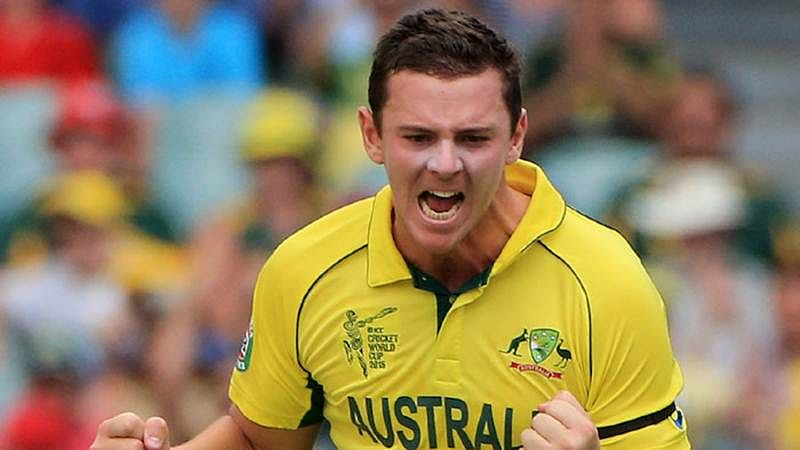Injured Josh Hazlewood eyes World Cup return for Australia after missing India and Pakistan tour