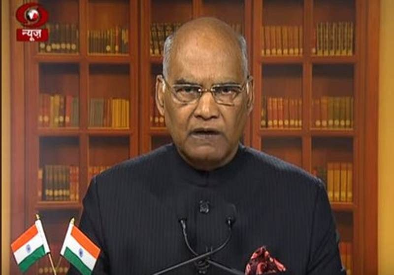 Renew the culture of philanthropy, says President Kovind ahead of Republic day