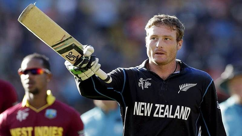 Martin Guptill returns to New Zealand ODI squad against Pakistan