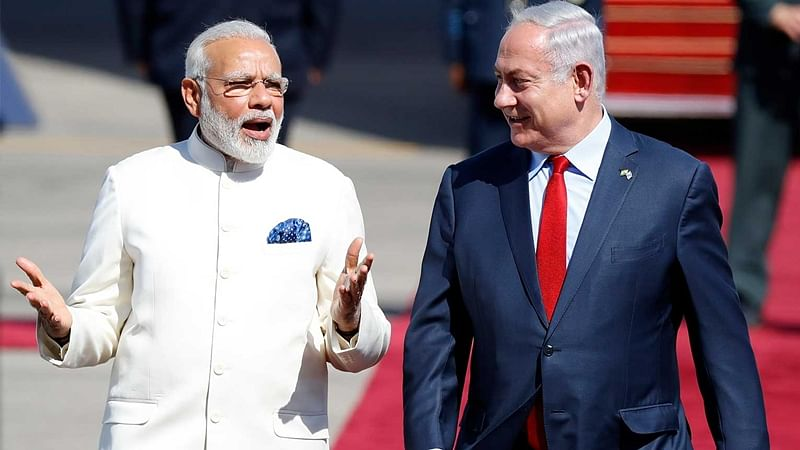 Financing India: India-Israel relations on new high; yet to reach true potential