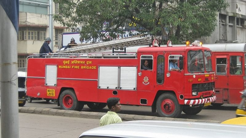 Mumbai: Minor fire breaks out at Sion's MHADA building
