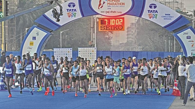 Mumbai Marathon 2018: Most celebrities give this marquee event a miss