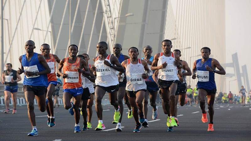 Bandra Marathon on Sunday