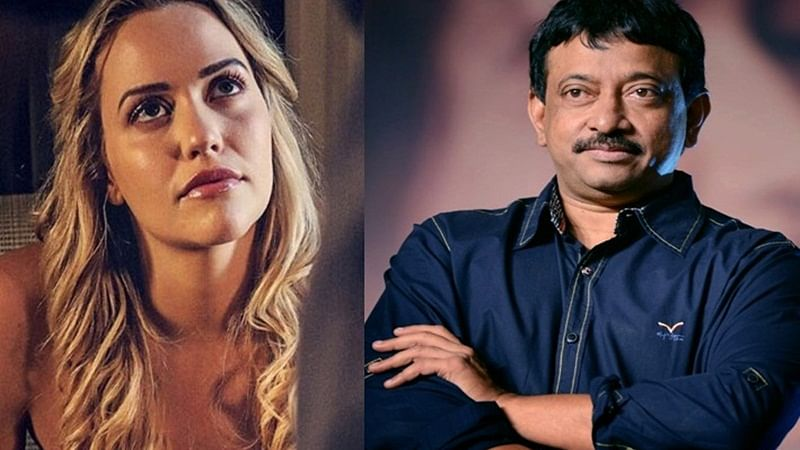 """God, Sex and Truth"": Ram Gopal Varma shoots video with porn star Mia Malkova"