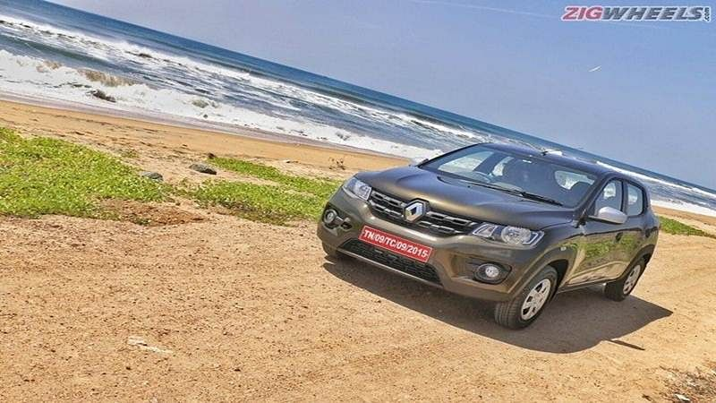 Renault Kwid Recalled To Fix Steering Issue