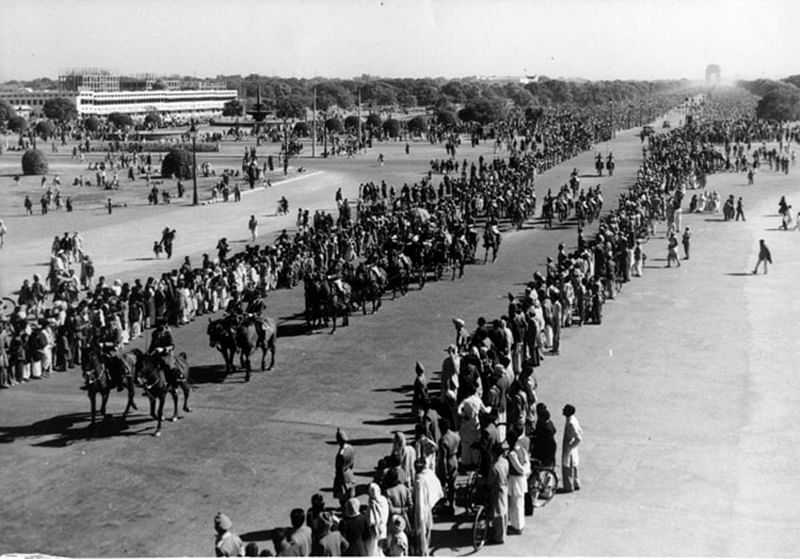 A 1950's Throwback: Pictures Of India's Very First Republic Day!