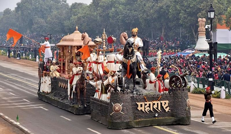 Republic Day parade to showcase Shivaji coronation ceremony