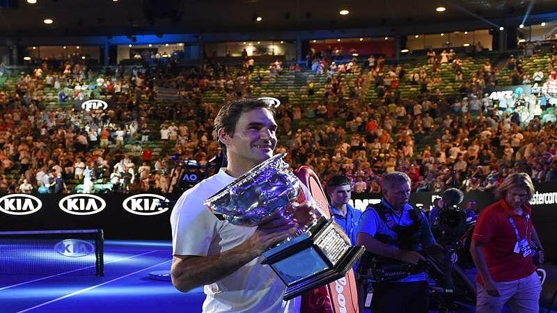 Australian Open champion Roger Federer has 'no idea' how long he will go on