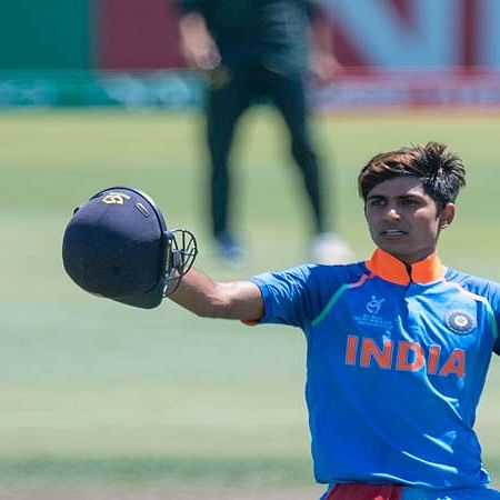 Shubman Gill in good nick against South Africa 'A'