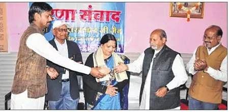 "Ujjain: Minister, div com motivate students during ""Prerna Samvaad"" in various schools"