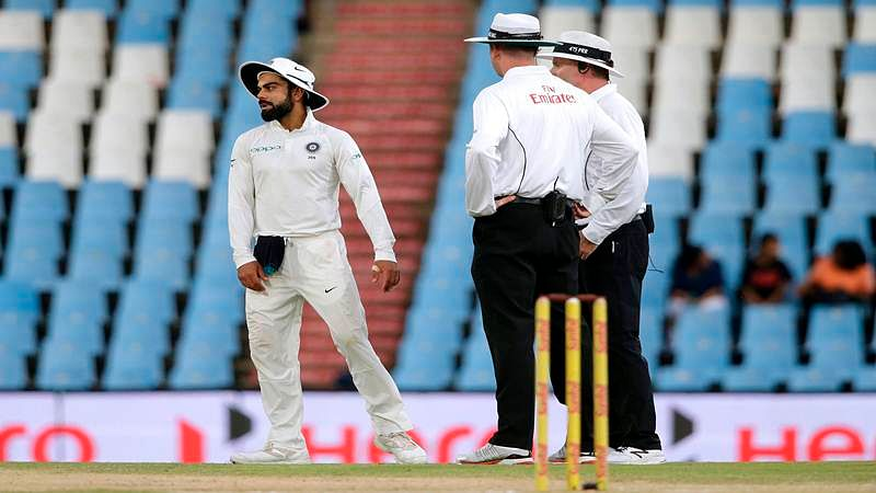 FPJ Special: Let the umpire take the call, at least in Test cricket