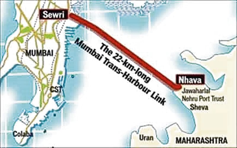 22-km long Mumbai Trans-Harbour Sea Link to be ready by 2021