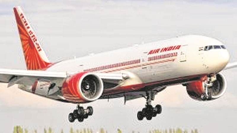 Government seeks Parliament nod for Rs 980 cr equity infusion into Air India