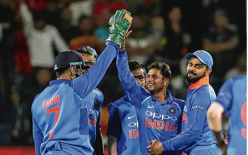 India eye 5-1 as hosts South Africa aims consolation