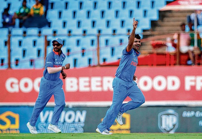 Virat Kohli win for Team India against SA