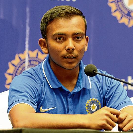 Prithvi Shaw is a fighter: Coach Santosh Pingutkar