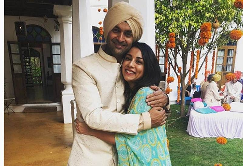 Popular VJ and actor Purab Kohli marries to his long time girlfriend Lucy Paton
