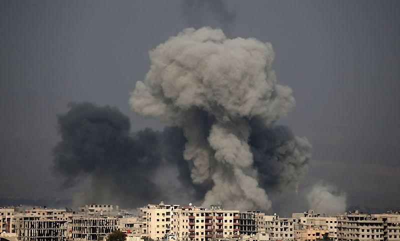 Syria Unrest: Return of Cold War?