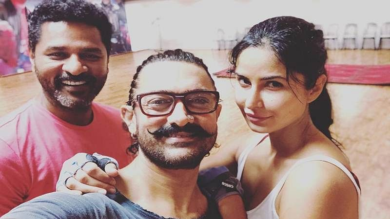 Watch Video: Katrina's jaw-dropping dance rehearsals for Thugs of Hindostan gives you sneak peek into her 'thug life'