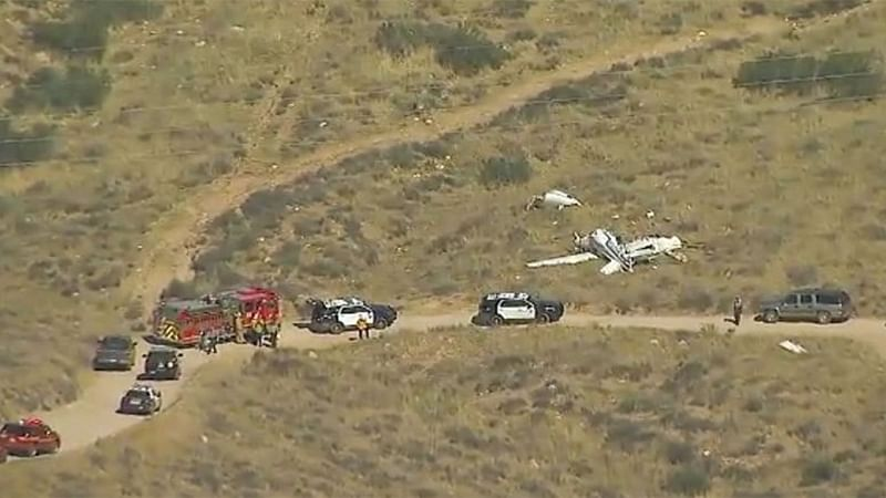 4 killed in plane crash near Southern California: Officials
