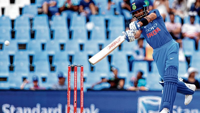 Our wrist spinners can get turn on any surface: Virat Kohli