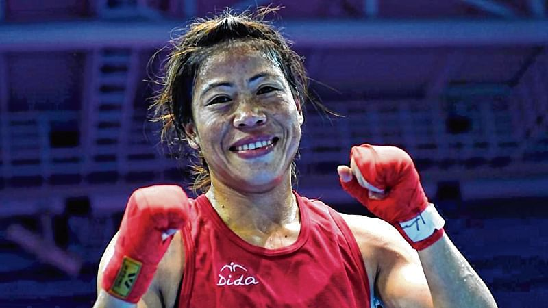 Her dreams realised, Mary Kom gives wings to others' through academy