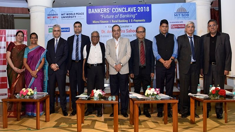 Banking conclave by FPJ and moneycontrol: Industry bigwigs discuss the future of banking