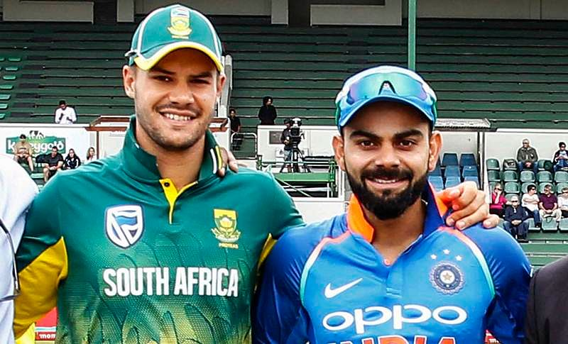 India vs South Africa 6th ODI: I can learn a lot by just watching Kohli, says Aiden Markram