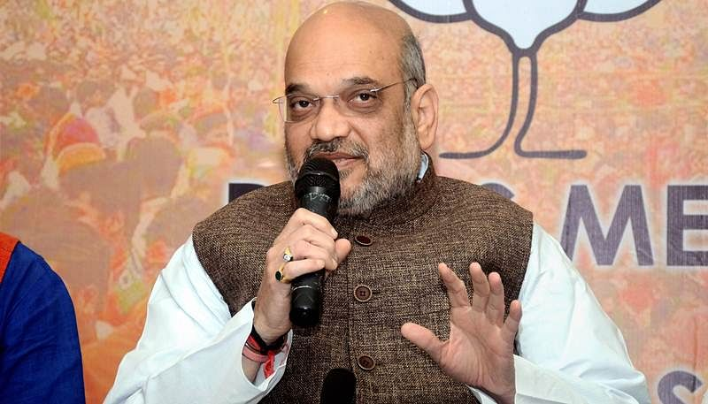"""Amit Shah in Odisha: """"Central govt will neither abolish quota nor allow anyone to do so"""", says BJP chief"""
