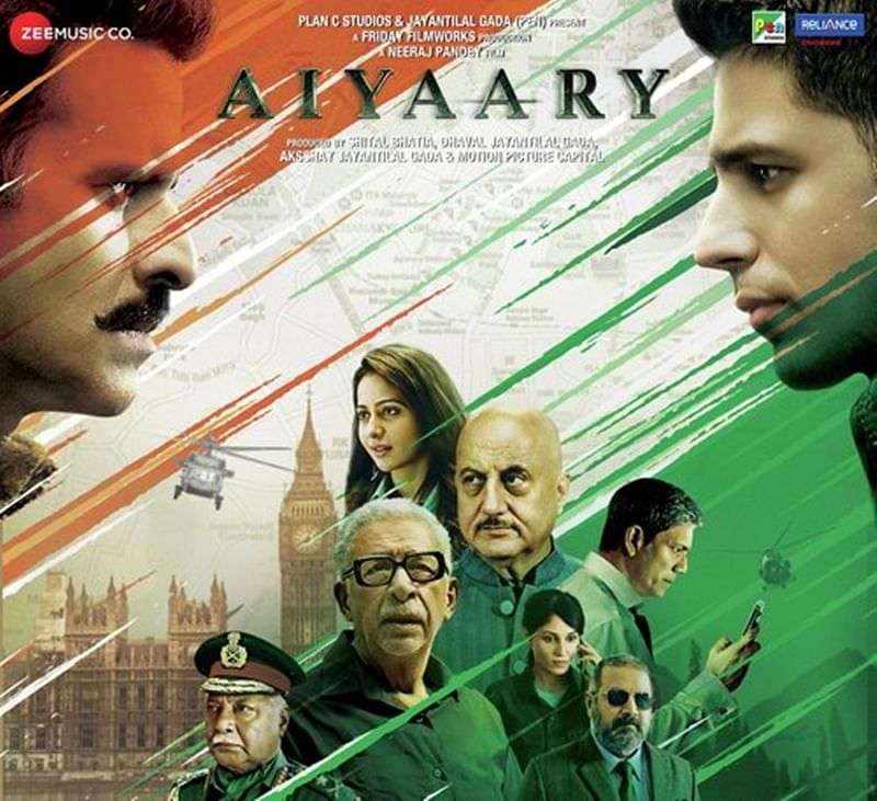 'Aiyaary' Movie Review: A pieces of a jigsaw, fits into mind-boggling zigzag of India's political condition