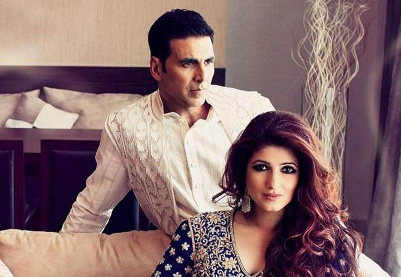 Akshay Kumar gives the perfect wedding anniversary gift to wife Twinkle that also resembles her name