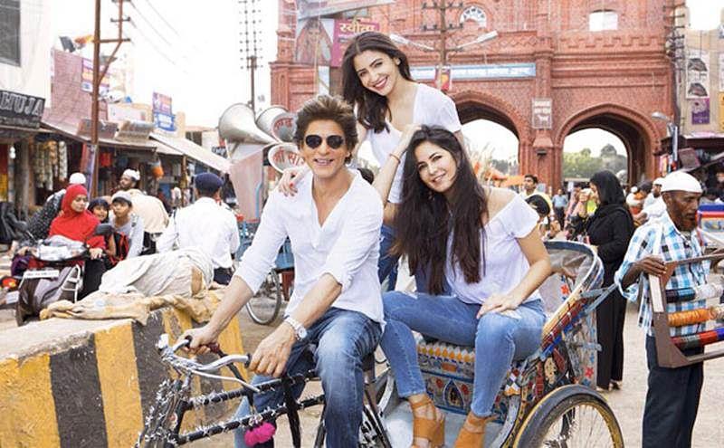 Double Celebration for Shah Rukh Khan fans on 2nd November