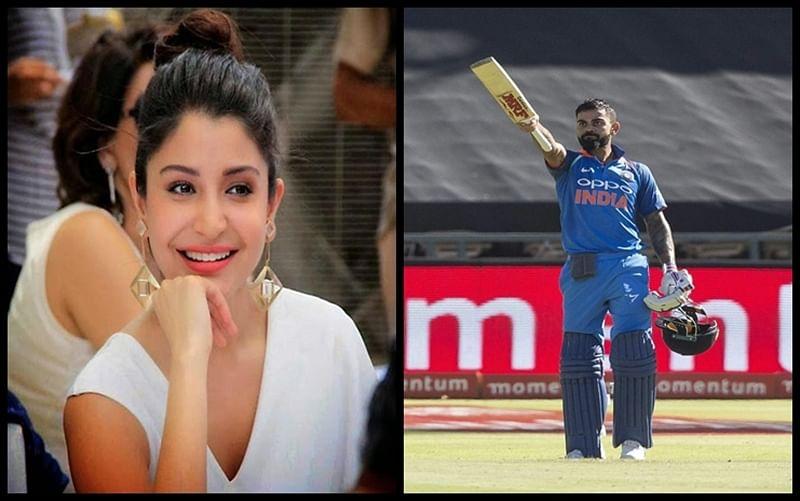 This is how 'Pari' Anushka Sharma expressed her love for Virat Kohli on Rose Day of Valentine week