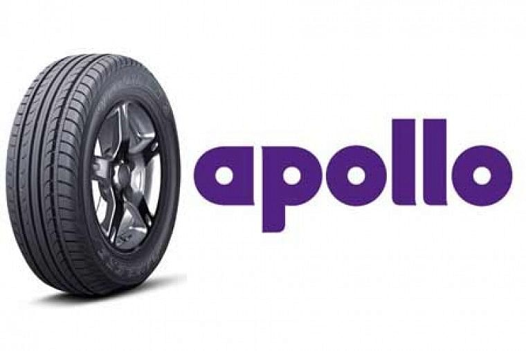 Apollo Tyres shares zoom over 13% after two-fold rise in profit