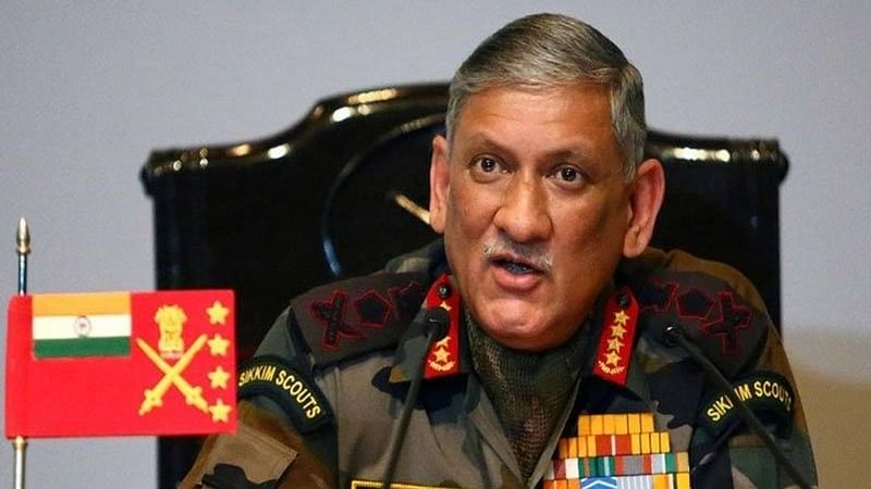 General Bipin Rawat to be superannuating on December 31