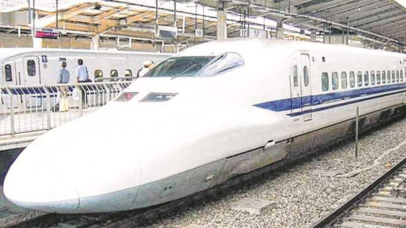 Mumbai-Ahmedabad bullet train allocated funds worth Rs 7,000 crore