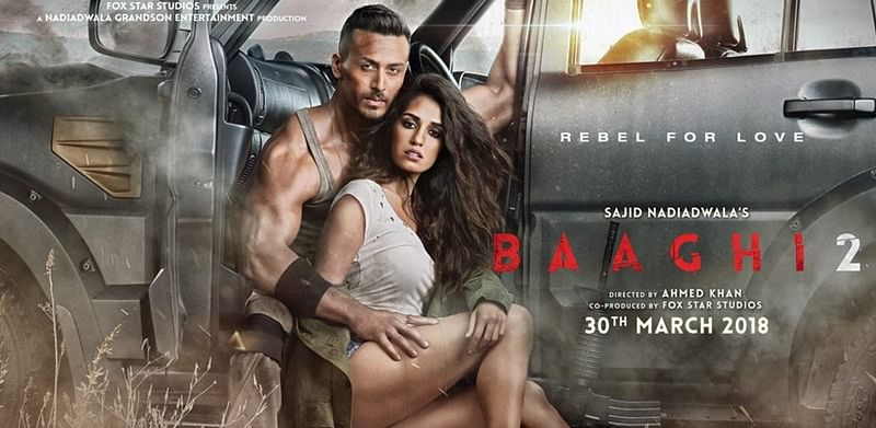 Baaghi 2 Trailer Launch: Tiger Shroff back in rebel avatar, this time with sultry Disha Patani for company