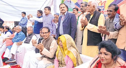Bhopal: Rajasthan reverses causes panic in state BJP