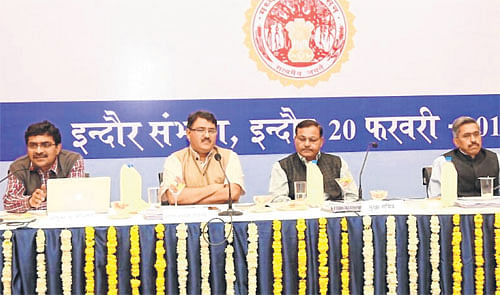 Indore: Free hold land holders to be landlords, says Chief secretary BP Singh