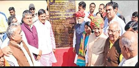 Ujjain: Reconstruction of Chakor Park begins, foundation stone laid