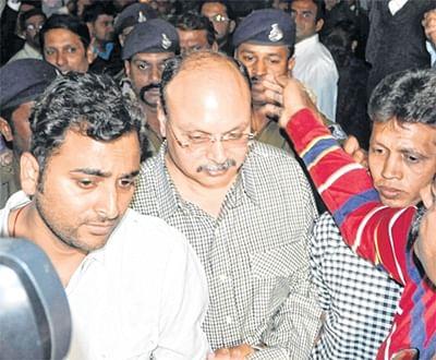 Indore: Finally, Delhi Public School principal put behind bars