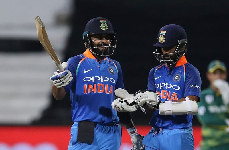 Durban ODI: India beat South Africa by 6 wickets