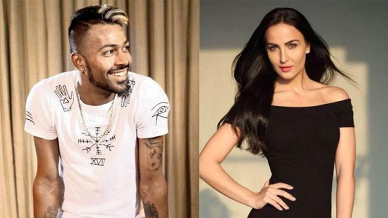 Elli AvrRam finally breaks her silence on dating cricketer Hardik Pandya: Why do I need to clarify anything