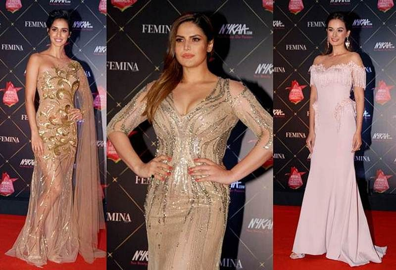 Femina Beauty Awards 2018 Worst Dressed: Disha Patani, Arjun Kapoor, Zareen Khan and Evelyn Sharma failed to impress!