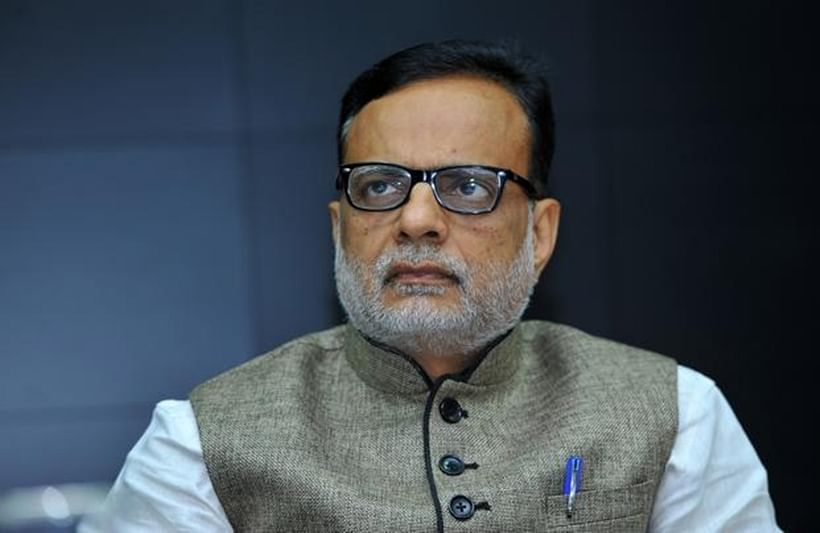 Former Finance Secretary Hasmukh Adhia appointed as chancellor of Gujarat Central University