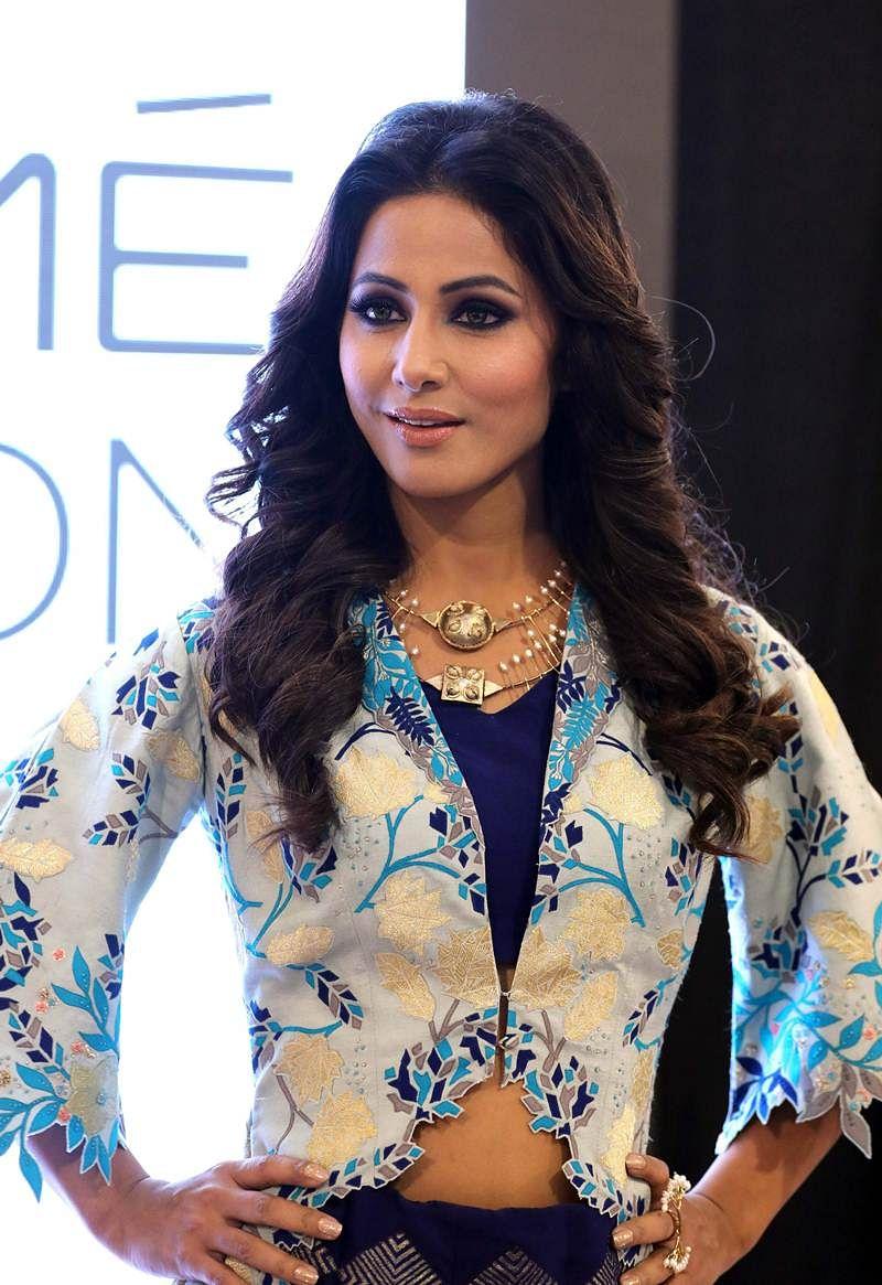 Hina Khan says breaking 'bahu' image was not easy